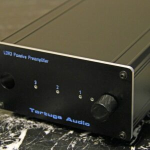 LDR3 Passive Preamp - Front Panel