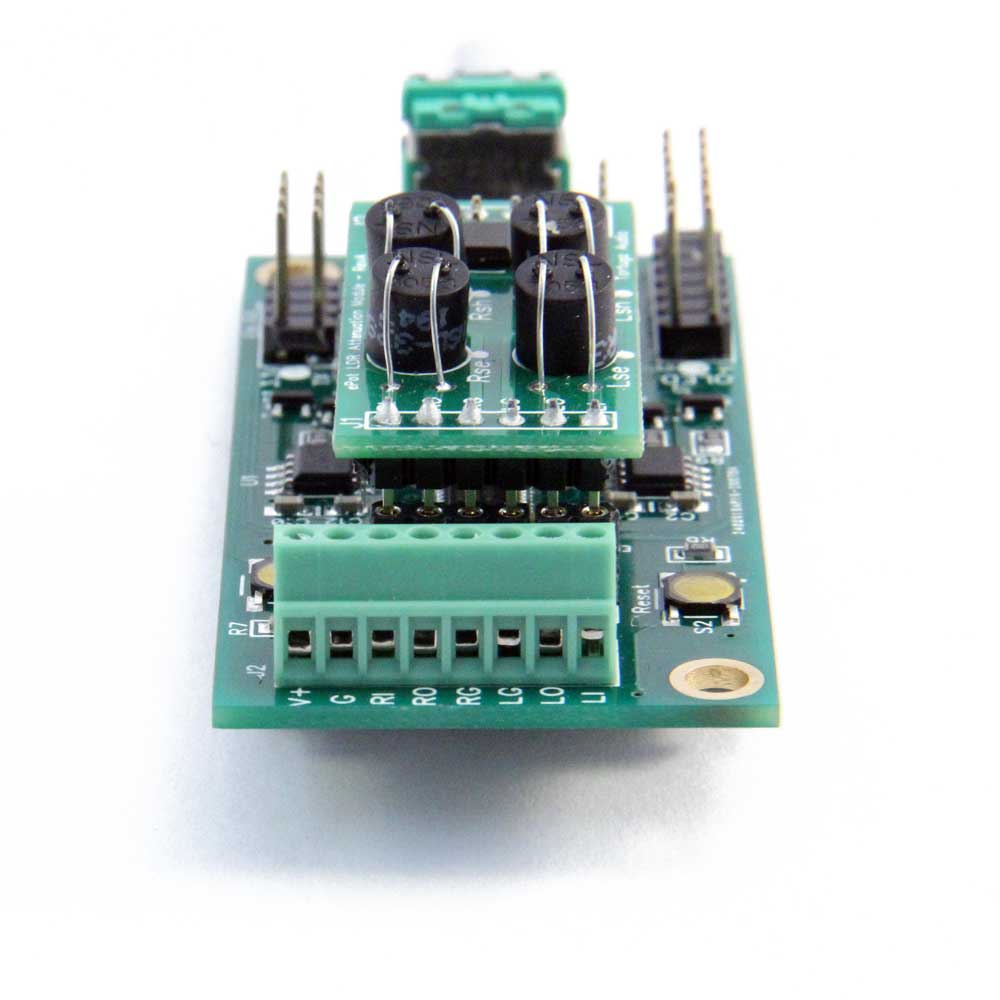ePot.V3 Mini rear view with LDR module