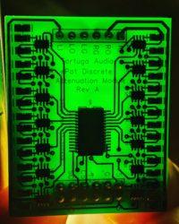 epot,v3 discrete attenuation module