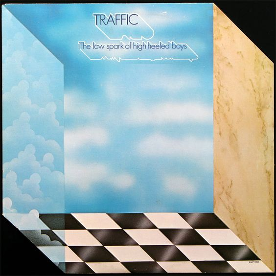Traffic | The Low Spark of High Heeled Boys